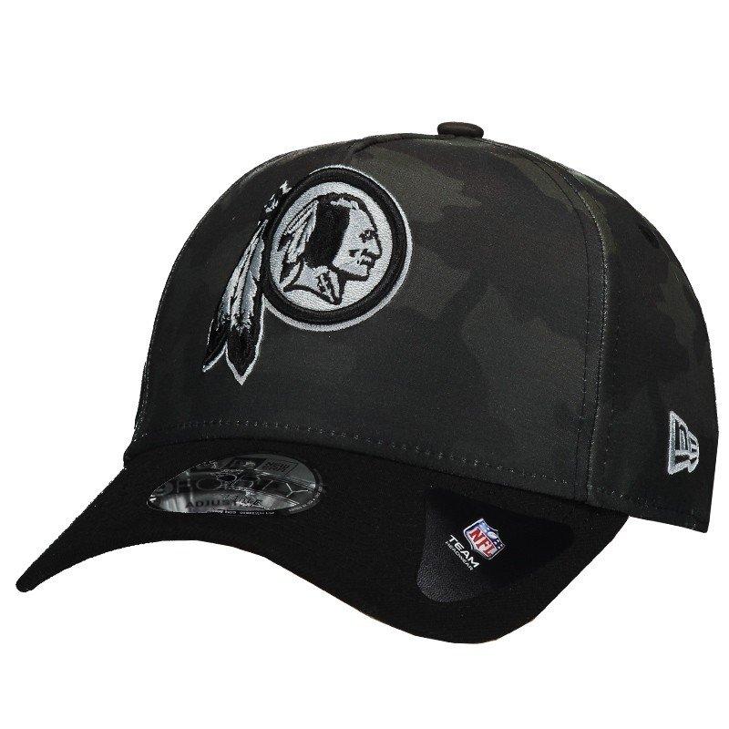 Boné Washington Redskins 940 NFL New Era Masculino - Preto - Compre Agora  dafff5e8493