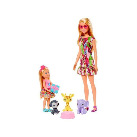 Boneca Barbie Dreamhouse Adventures - Colorido
