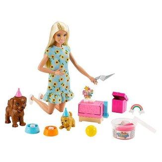 Boneca Barbie Sisters & Pets