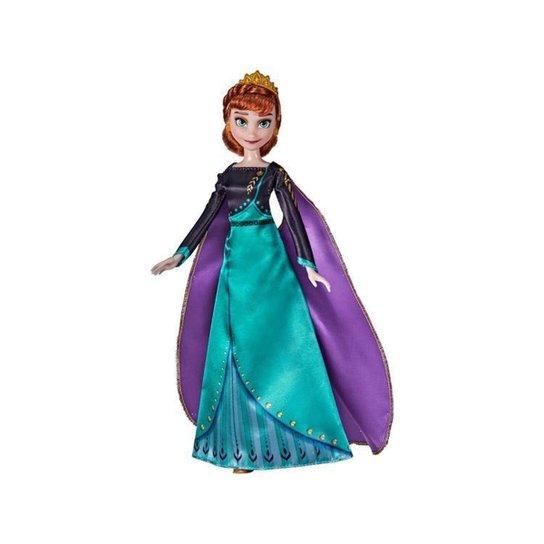 Boneca Disney Frozen 2 Anna Hasbro - Colorido