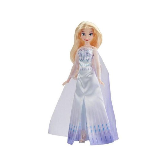 Boneca Disney Frozen 2 Rainha Elsa Hasbro - Colorido