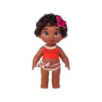 Boneca Disney Moana Bebê Cotiplás