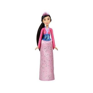 Boneca Disney Princess Brilho Real