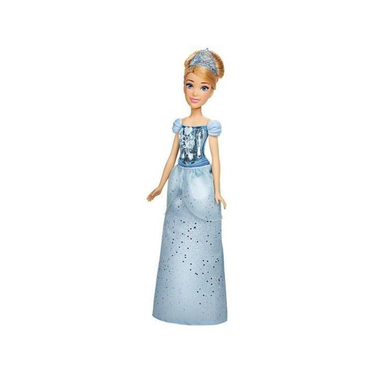 Boneca Disney Princess Brilho Real - Colorido