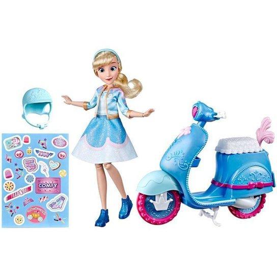 Boneca Disney Princess Comfy Squad - Colorido