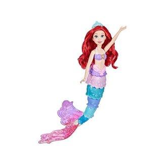 Boneca Disney Princess Princesa Ariel Arco-Íris