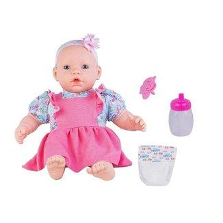 Boneca Lisa Faz Xixi 469 Super Toys