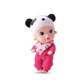 Boneca Little Dolls Soninho Divertoys Ref.8019 Pa
