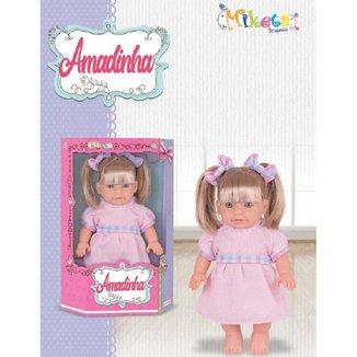 Boneca Miketa Amandinha 0860 Sortida