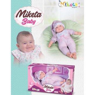 Boneca Miketa Baby 0780 Sortida