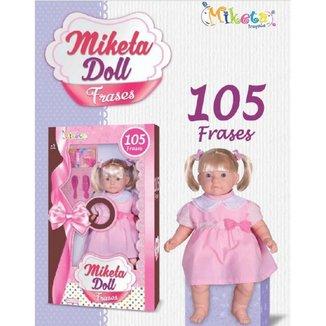 Boneca Miketa Doll 105 Frases 0788 Sortida