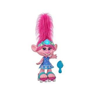 Boneca Trolls Dancing Hair Poppy 31cm