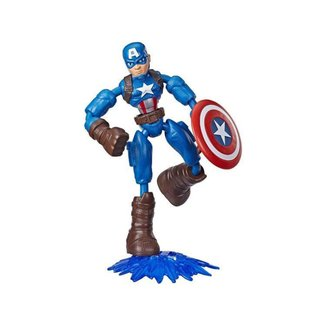 Boneco Capitão América Marvel Vingadores