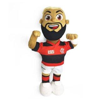 Boneco de Pelúcia Flamengo Gabigolzinho UN