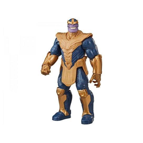 Boneco Marvel Avengers Titan Hero Deluxe - Colorido