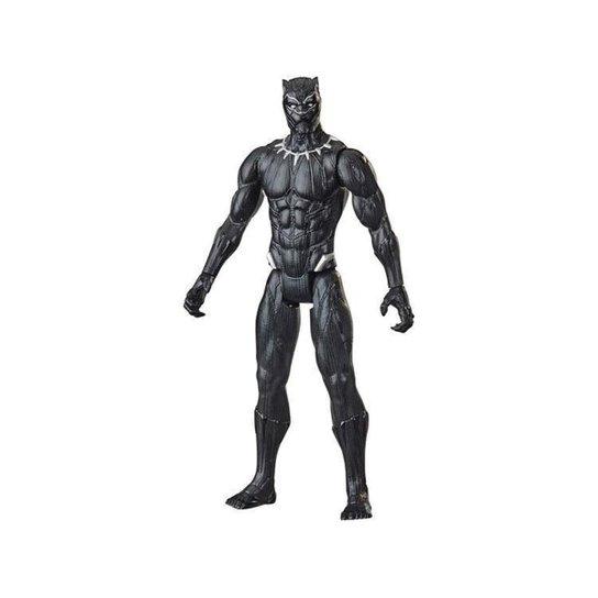 Boneco Marvel Vingadores Titan Hero Series - Preto