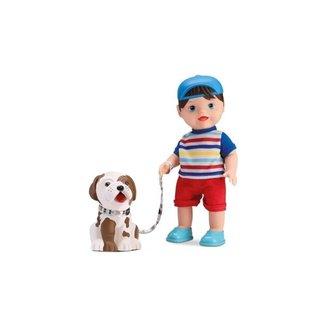 Boneco My Little Colletion My Pet Boy Divertoys -