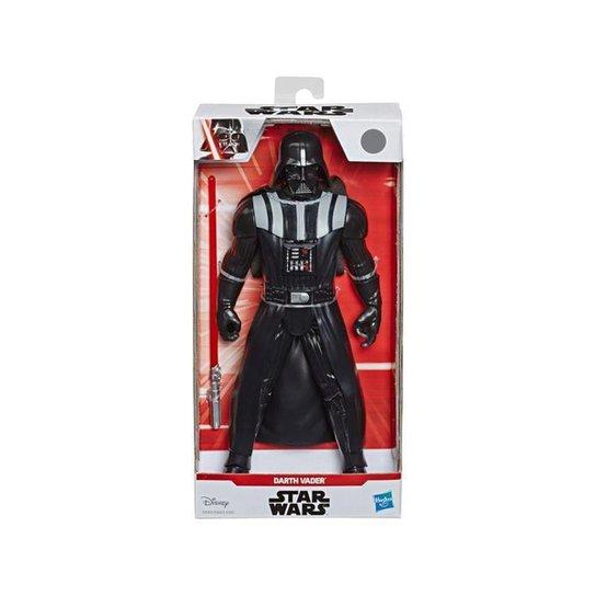 Boneco Star Wars Darth Vader 25,4cm Hasbro - Colorido
