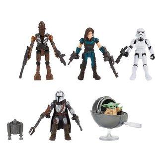 Boneco Star Wars Mission Fleet Defend The Child