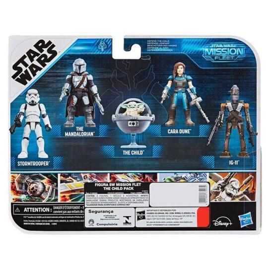 Boneco Star Wars Mission Fleet Defend The Child - N/A