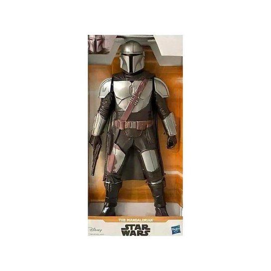 Boneco Star Wars The Mandalorian 24cm Hasbro - Colorido