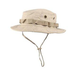 Boonie Hat Tático Tactical Gear Militar Tan