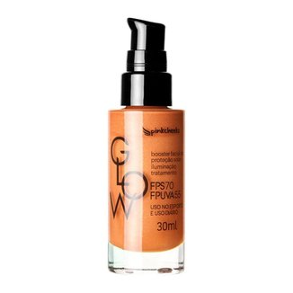 Booster Facial Pink Cheeks Glow Pure Gold 30ml