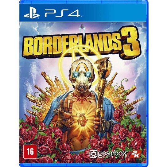Borderlands 3 - PS4 - Incolor