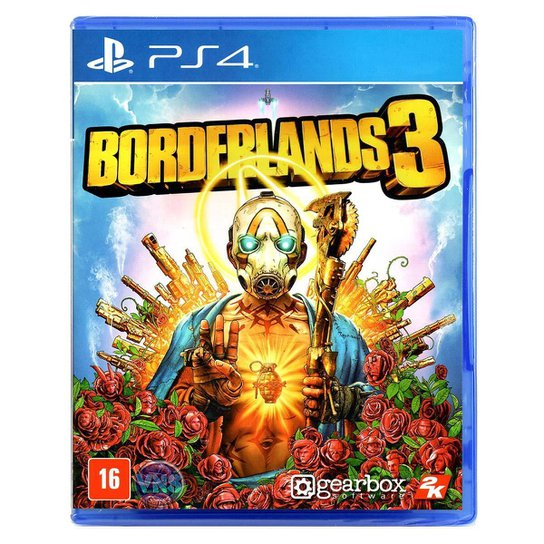 Borderlands 3 - Ps4 - Incolor