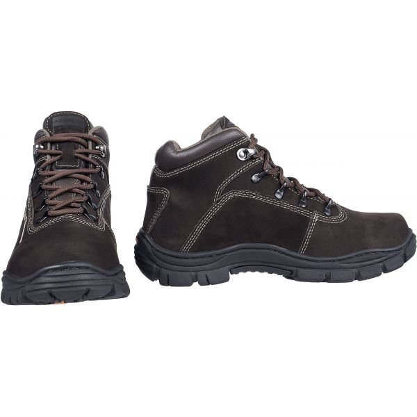 Bordado Azimute Adventure Marrom Bota Bota Adventure Bordado Azimute YzqOYw