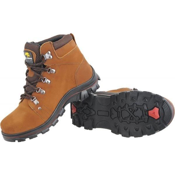 Bota Bell e Bell Adventure e Trilhas Boots Adventure Caminhadas Trilhas Bota Caminhadas Boots Caramelo Caramelo 004fw