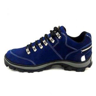 Bota  Adventure  Em Couro   Atron Shoes