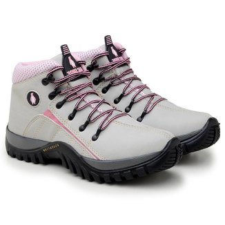 Bota Adventure Macshoes Confortável Feminina