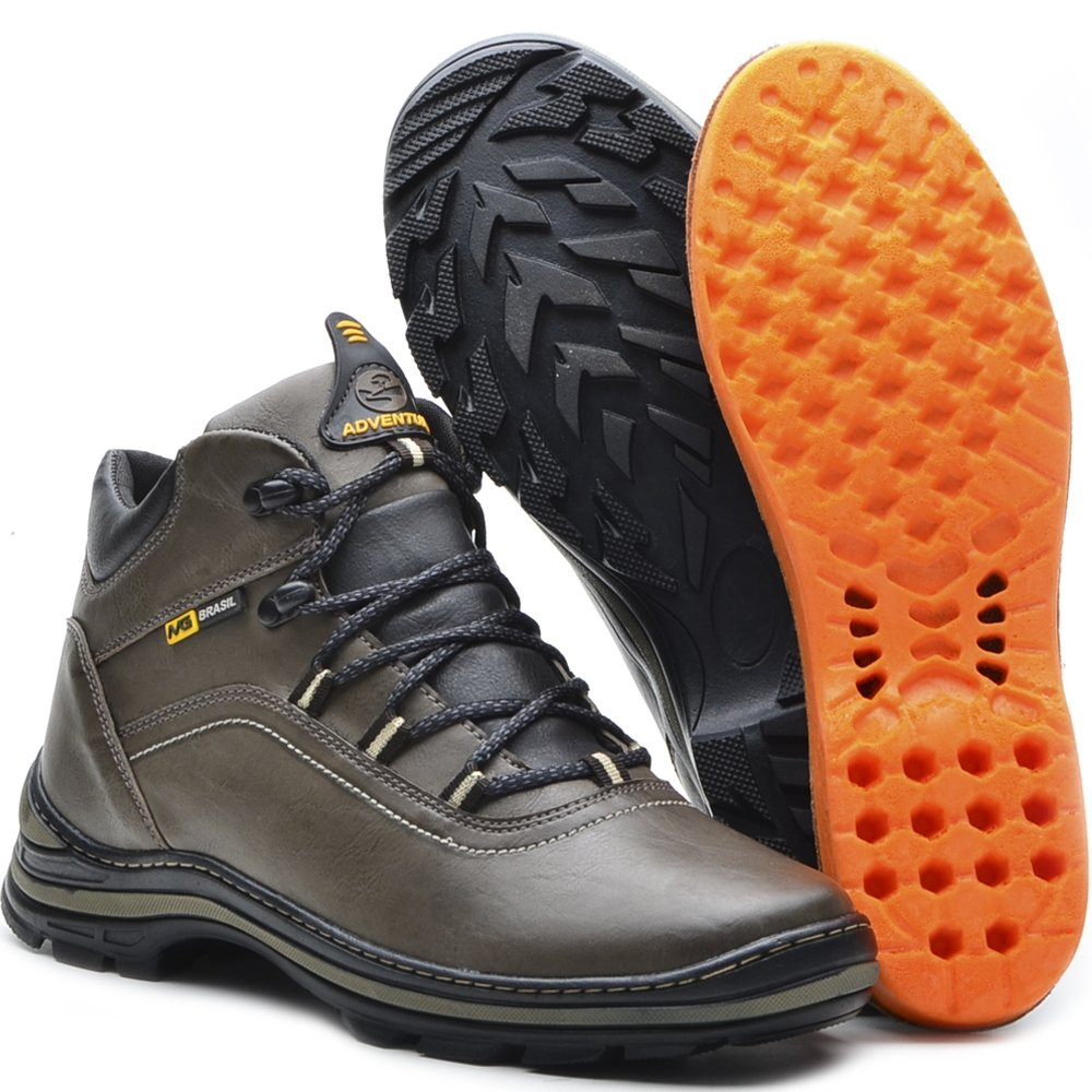 Bota Adventure Bota Rover Rover Marrom Adventure nZFxO1F8