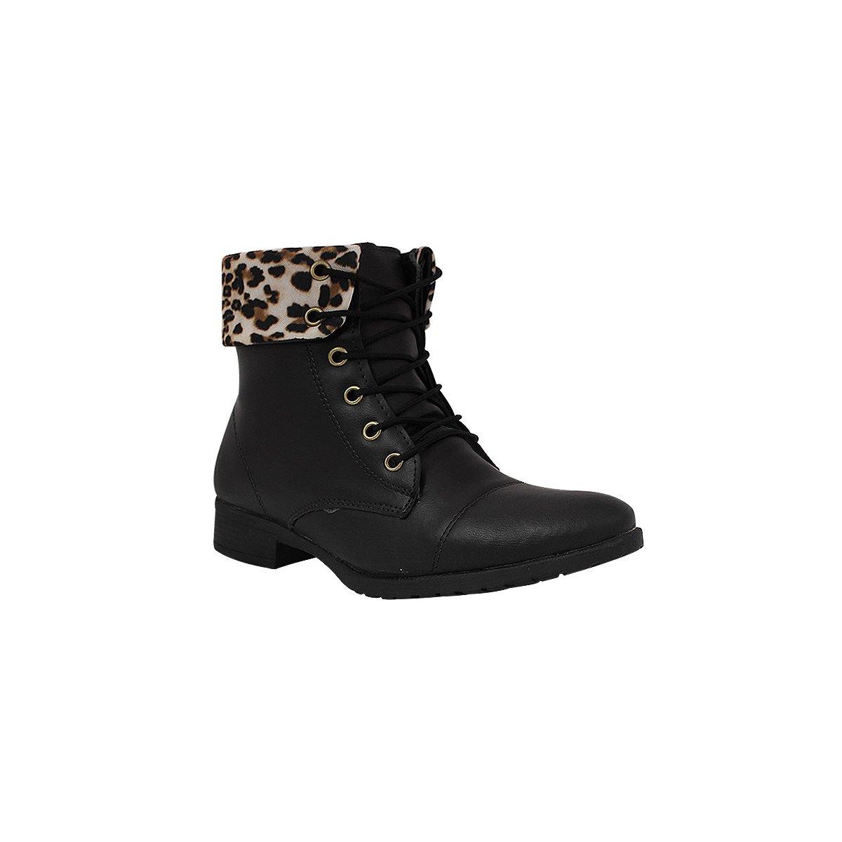 9157225f4 Bota Anitta Coturno - Compre Agora   Netshoes
