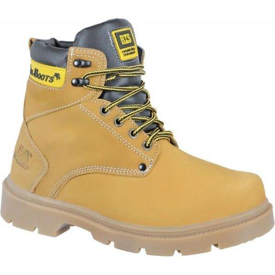 Bota Bell Boots Adventure Masculina - Mostarda