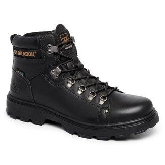 Bota Bradok Work Boot 2 Couro Masculina