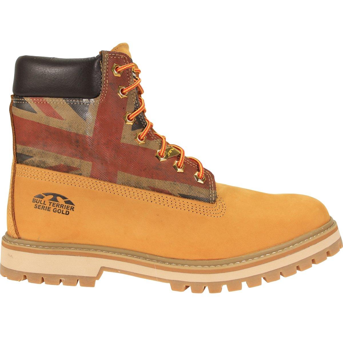 Bota Bull Terrier Mack Flag - Compre Agora   Netshoes c22d74507e