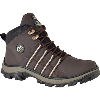 Bota Coturno Adventure Masculino Adaption Tênis