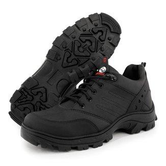 Bota Coturno Adventure Masculino Cano Baixo BR2 Footwear