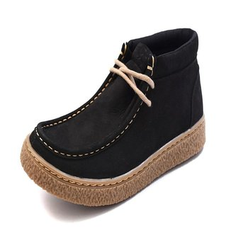 Bota Couro Shoes Grand Casual Masculina