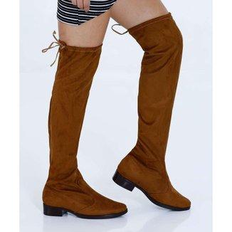 Bota Feminina Over The Knee Vizzano 3050115