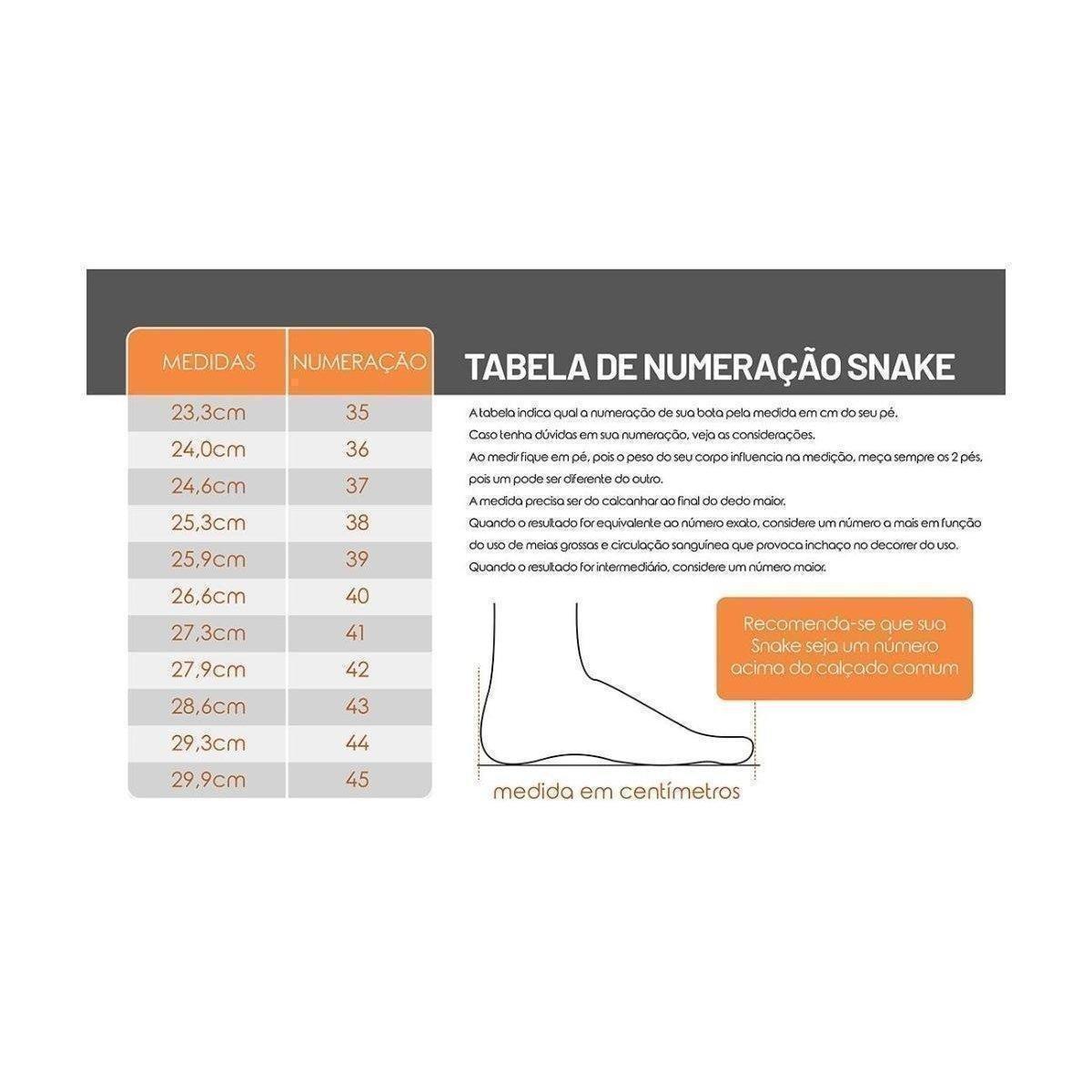 Snake Bota Bota Snake Blox Marrom Bota Impermeável Marrom III Impermeável Blox III S75vwFq
