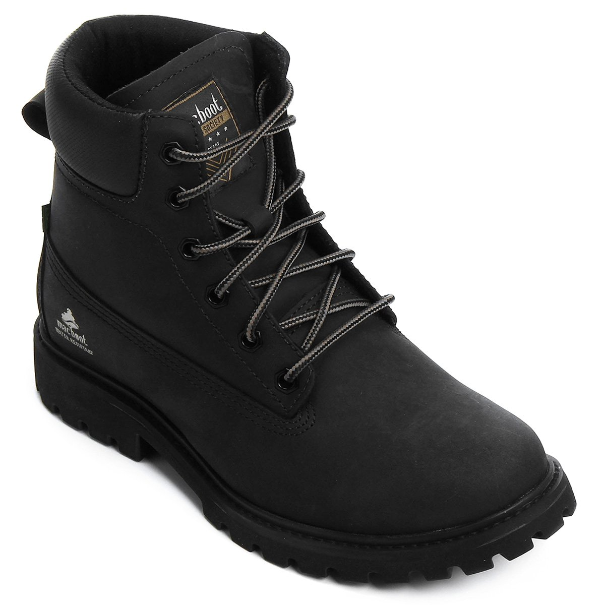 MacBoot Preto 10 Bota Bota Roraima MacBoot FqSwzEf8Y