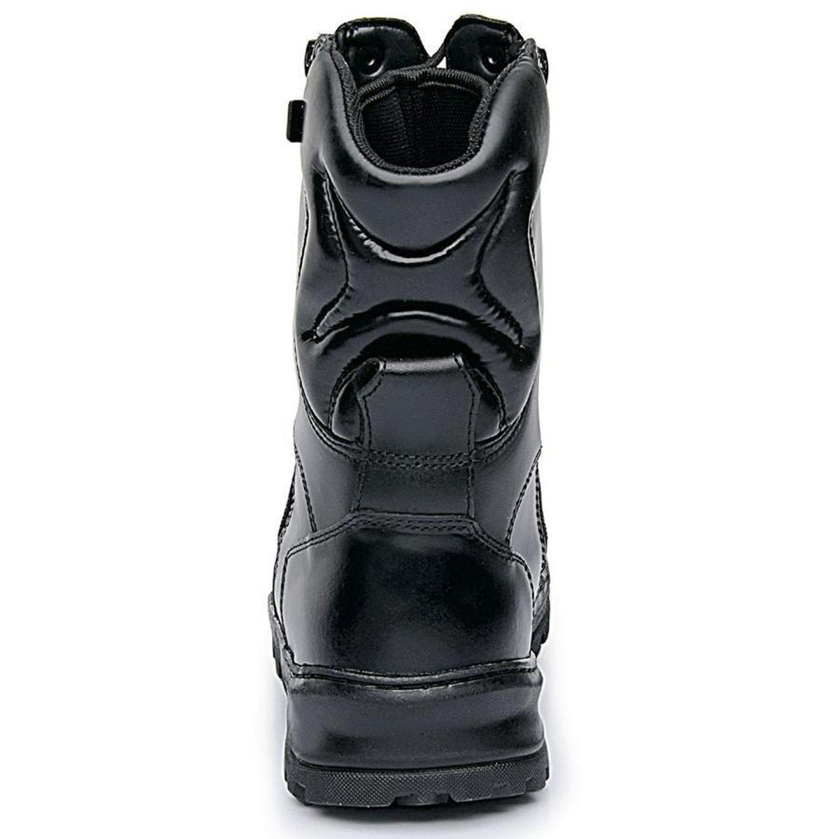 Militar Masculina Preto Tática Bota Bota Sniper Tática Sniper Militar Rossi Masculina Bota Preto Rossi PwxqA6Z8p