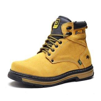Bota Nobuck Bell Boots Masculina