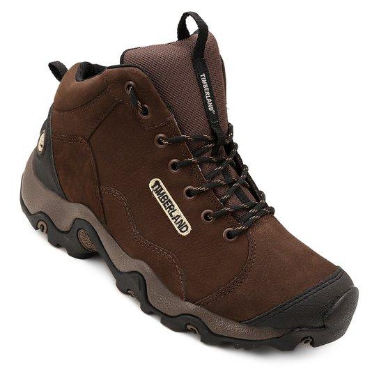 Bota Timberland Gorge OS - Marrom Escuro