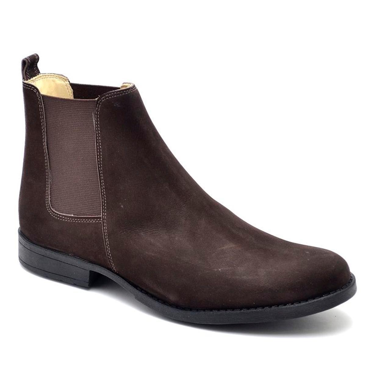 Bota Top Casual Bota Shoes Franca Marrom Top H1vR7qxf