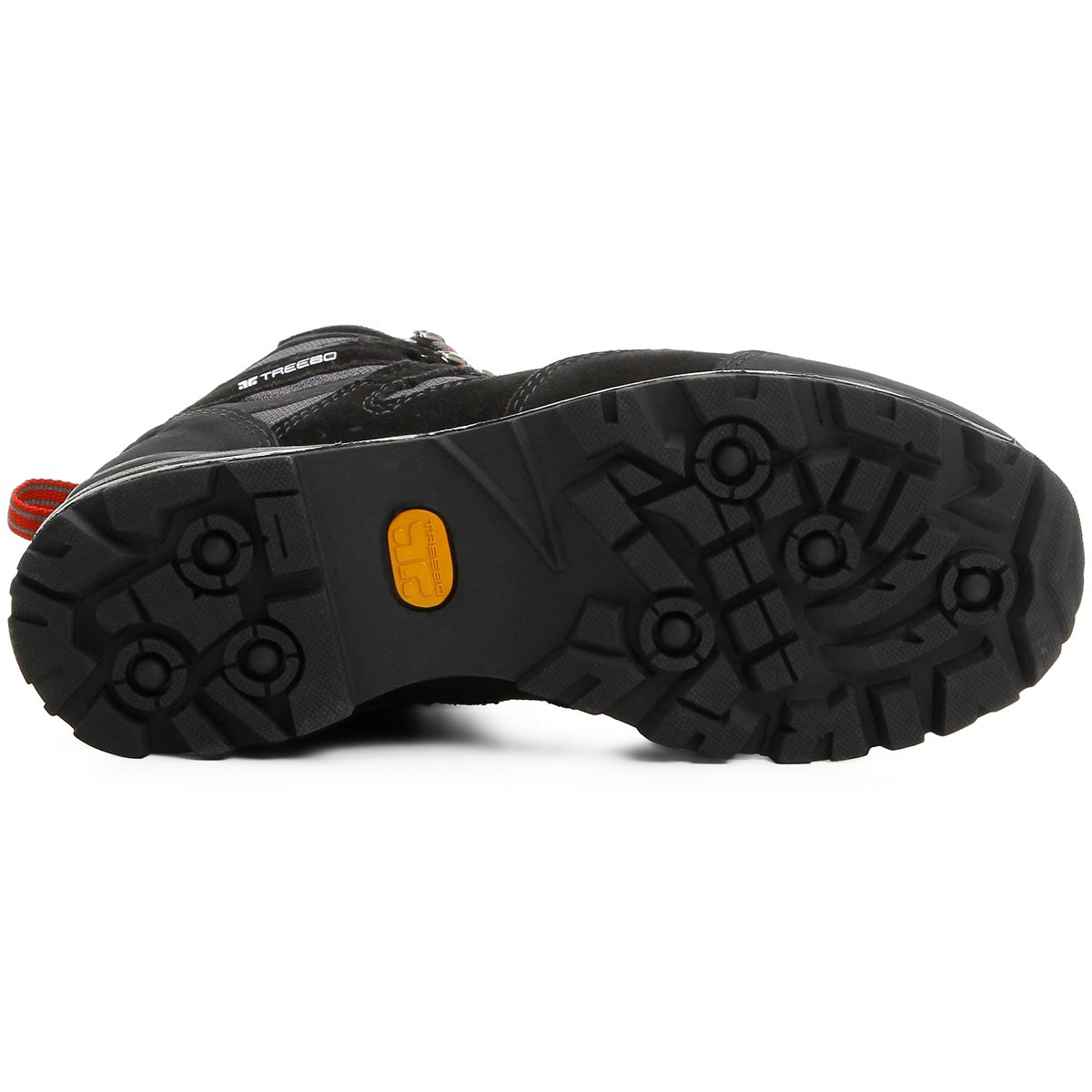 Bota Treebo Laimana - Preto - Compre Agora   Netshoes e051eb2f43
