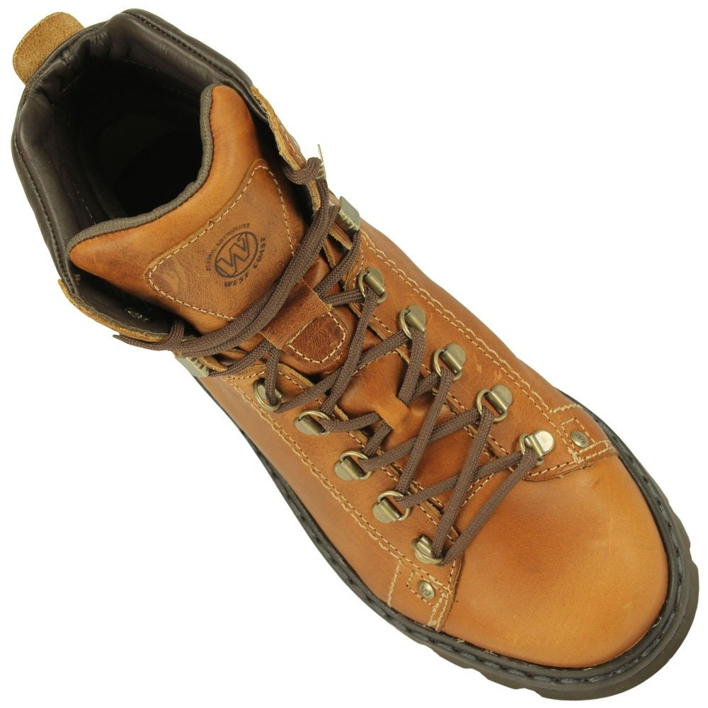 ADV Coast Marrom Coast West West Marrom ADV Claro Bota Bota wpRCqa0x